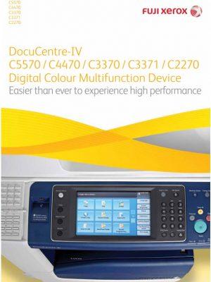 Brochure_LXerox DocuCEntre IV C4470