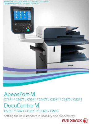 Xerox DocuCentre VI C2271